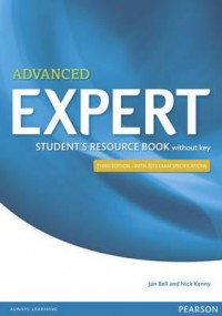 Expert Advanced 3Rd Edition Student Resource Book Wo Key