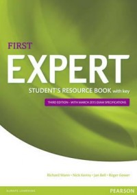 Expert First 3Rd Edition Student S Resource Wb W/Key
