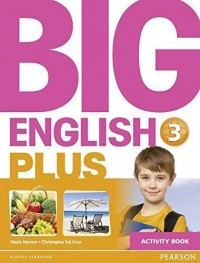 BIG ENGLISH PLUS 3 WB