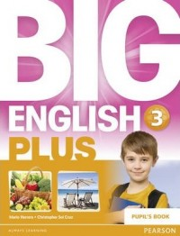 BIG ENGLISH PLUS 3 SB