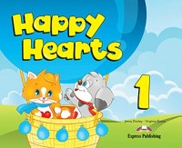 HAPPY HEARTS 1 PUPILS PACK 4 SONGS CD CD ROM