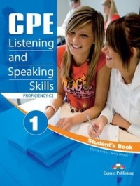 CPE LISTENING AND SPEAKING SKILLS 1 SB