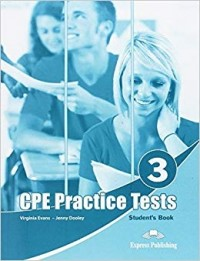 CPE PRACTICE TESTS 3 STUDENT´S BOOK