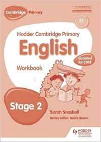 HODDER CAMBRIDGE PRIMARY ENGLISH STAGE 2 WB