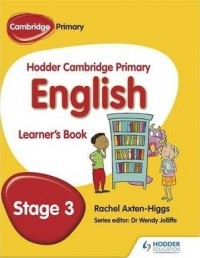 HODDER CAMBRIDGE PRIMARY ENGLISH STAGE 3 SB