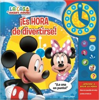 MICKEY MOUSE ES HORA DE DIVERTIRSE