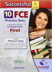 SUCCESFUL FCE 10 PRACTICE TEST WO/ KEY