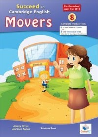 SUCCEED IN CAMBRIDGE ENGLISH MOVERS 8 PRACTICE TEST