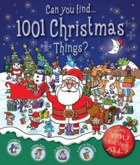 Can Youn Find 1001 Christmas Things?