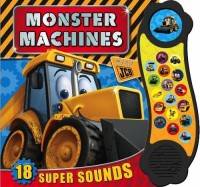 MONSTERS MACHINES