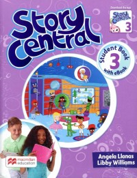 STORY CENTRAL 3 SB + EBOOK
