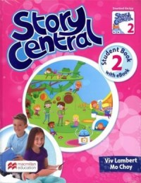 STORY CENTRAL 2 SB + EBOOK