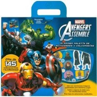 Avengers Assemble - Marvel Maletin