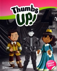 THUMBS UP 4 PRACTICE BOOK 2ND ED