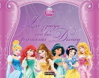 Lee y Juega Princesas Disney