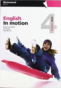ENGLISH IN MOTION 1 PACK (WB+M-ROM)