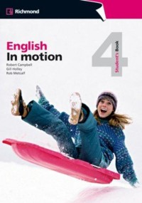 ENGLISH IN MOTION 4 STUDENT´S BOOK