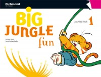 BIG JUNGLE FUN 1 ACTIVITY BOOK