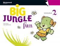 Big Jungle Fun 2 Activity Book