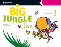 Big Jungle Fun 3 Activity Book