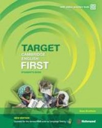 Target Cambridge English First Student´s book
