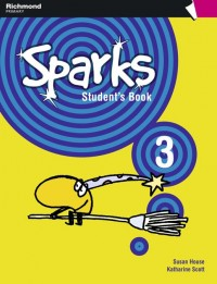 Sparks 3 student's book