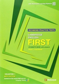 RICHMOND PRACTICE TEST FOR CAMBRIDGE FCE SB W/KEY