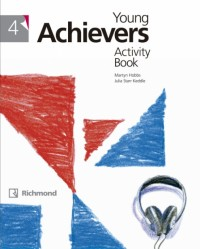 Young Achievers 4 Activity Book
