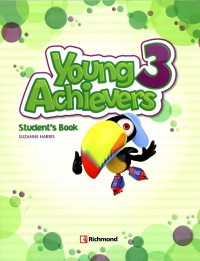 YOUNG ACHIEVERS 3 STUDENT´S BOOK