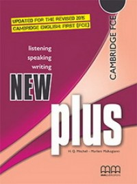 New Plus Fce (2015) Teacher'S Book