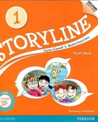 STORYLINE 1 PUPILS BOOK SECOND EDITION