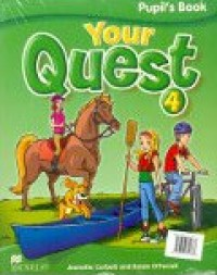 Your Quest 4  Book