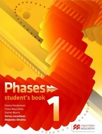 PHASES 1 STUDENT´S BOOK 2ND EDITION