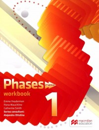 PHASES 1 WORKBOOK 2ND EDITION