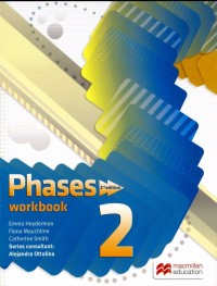 PHASES 2  WORKBOOK  2ND EDITION