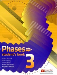 PHASES 3 STUDENT´S BOOK 2ND EDITION