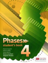 PHASES 4 STUDENT´S BOOK 2ND EDITION