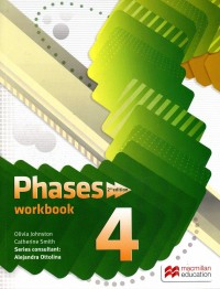 PHASES 4 WORKBOOK 2ND EDITION