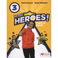 WE ARE HEROES 3 PUPILS BOOK