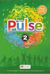 ON THE PULSE SECOND ED 2 SB + WB  AND SKILLS BUILDER
