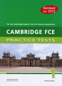 CAMBRIDGE FCE 1 PRACTICE TESTS SB