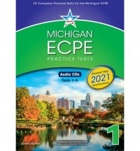 MICHIGAN ECPE 1 PRACTICE TEST FOR 2021 EXAM FORMAT CLASS CD