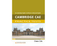 CAMBRIDGE CAE PRACTICE TEST CLASS CD