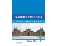 CAMBRIDGE PROFICIENCY  PRACTICE TEST 1 CLASS CD