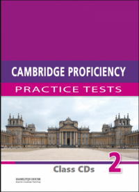 CAMBRIDGE PROFIENCY PRACTICE TEST 2 CLASS CD