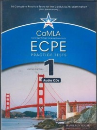 MICHIGAN ALL AMERICAN ECPE 1 PRACTICE TEST AUDIO CD