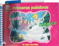 Disney Princesa: Mi Libro Borrable