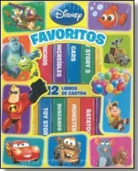 Favoritos Disney 12 Libros De Carton