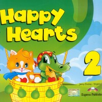 Happy Hearts 2 student's book Pack