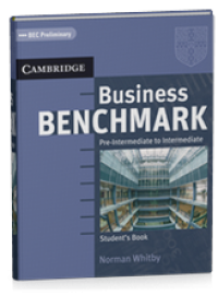 Business Benchmark Pre Intermediate Sb